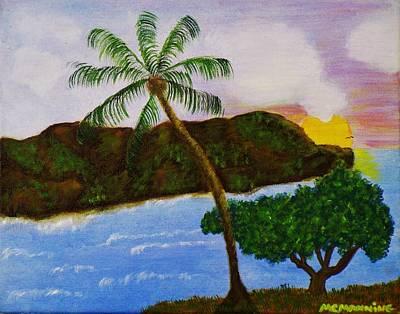 Island Escape Poster