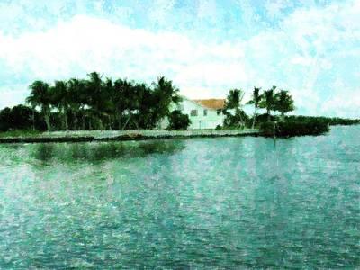 Island Living Poster