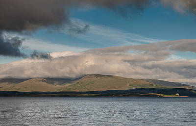 Poster featuring the photograph Isle Of Mull by Sergey Simanovsky