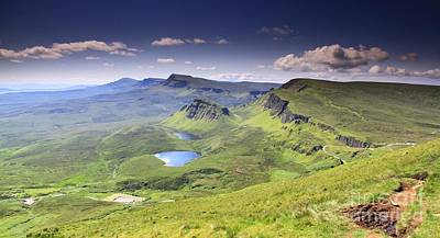 Isle Of Skye   Scotland Poster