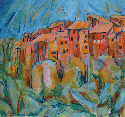 Isola Di Piante Small Italy Poster