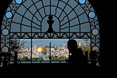 Israel, Jerusalem Poster by David Noyes
