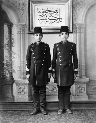Istanbul Military School Poster by Granger