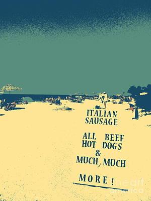 Italian Sausage Poster
