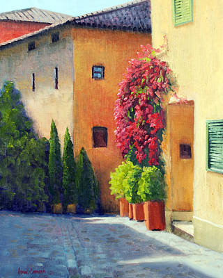 Italian Spring Poster