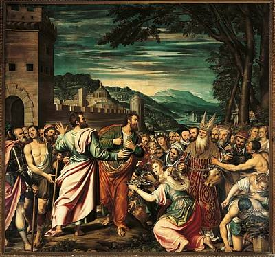 Italy, Lombardy, Milan, San Barnaba Poster by Everett