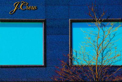 J Crew Poster by Paul Wear
