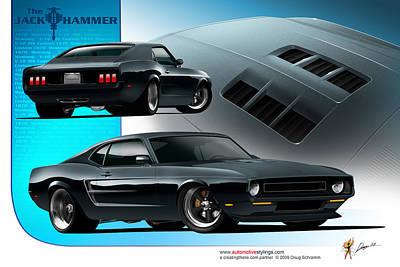 Jackhammer Poster