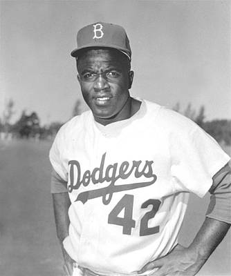 Jackie Robinson Poster Poster