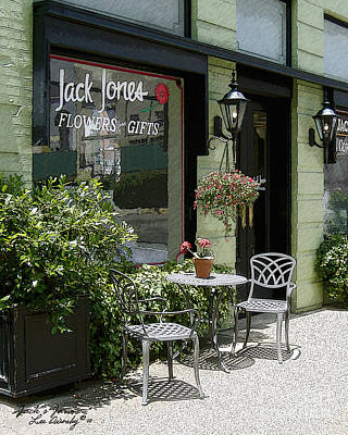 Jack's Java Poster