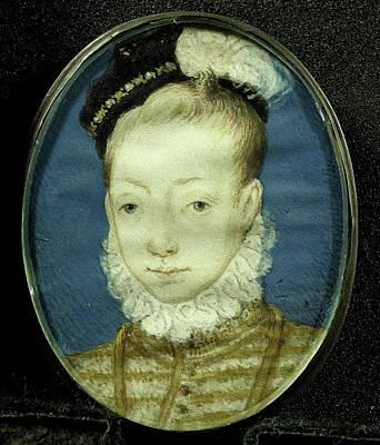 Jacobus Stuart, 1556-1625, Later King James I Of England Poster