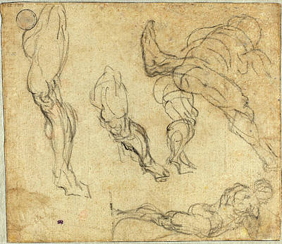Jacopo Tintoretto Italian, 1518 - 1594 Poster