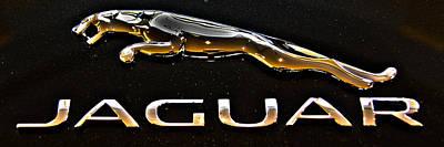 Jaguar Leaper F-type Spoiler Poster