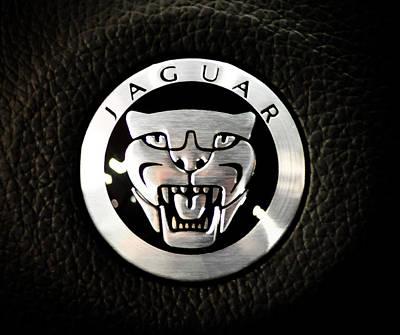 Jaguar Logo Poster