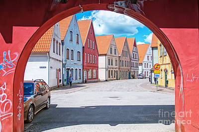 Jakriborg Sweden 10 Poster by Antony McAulay