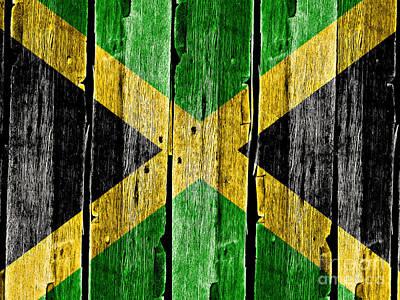 Jamaica  Poster by Dan Radi