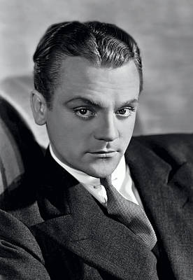 James Cagney Poster by Daniel Hagerman