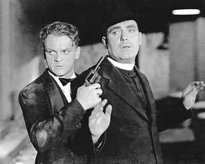 James Cagney In Angels With Dirty Faces  Poster