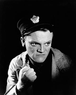 James Cagney In The Public Enemy  Poster by Silver Screen