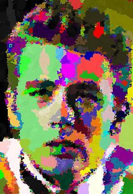 James Dean Portrait Poster