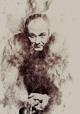 James Gandolfini Poster