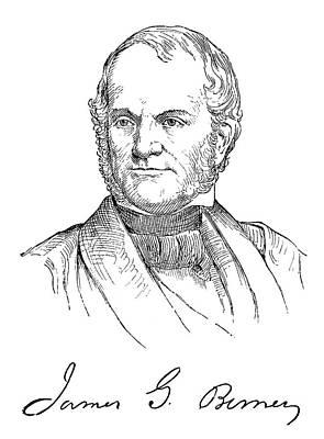 James Gillespie Birney (1792-1857) Poster
