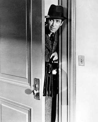 James Stewart In Mr. Smith Goes To Washington  Poster by Silver Screen