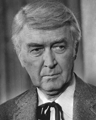 James Stewart In The Shootist  Poster by Silver Screen