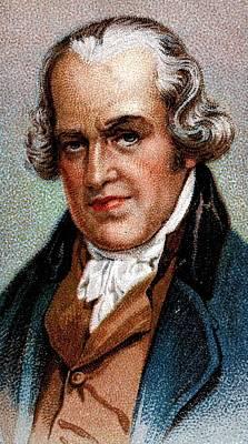 James Watt Poster by Universal History Archive/uig