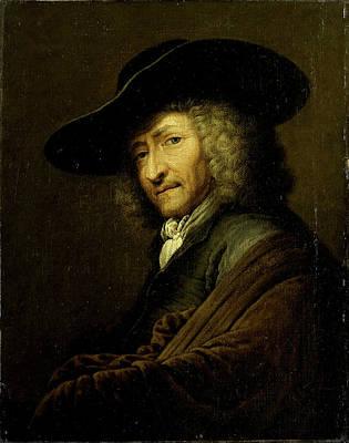 Jan Pietersz Zomer, Art Dealer In Amsterdam Poster