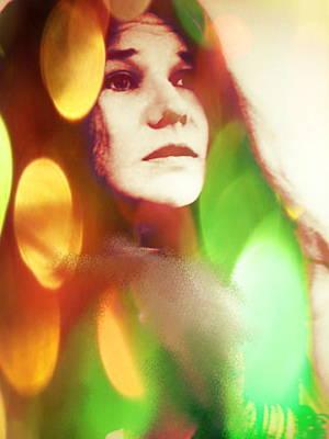 Janis  Poster by Don Mario Ramirez Centeno