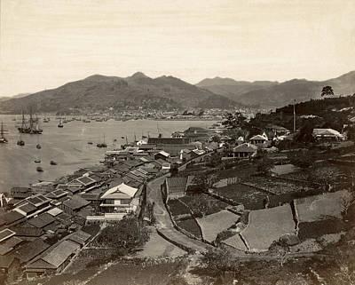 Japan Nagasaki, 1880s Poster by Granger