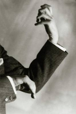 Jascha Heifetz' Hands Poster by Francis Bruguiere