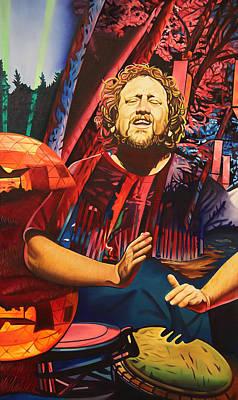 Jason Hann At Horning's Hideout Poster