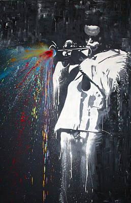 Jazz Man Poster