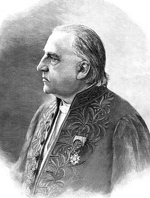 Jean-martin Charcot Poster