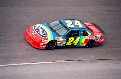Jeff Gordon Poster by Retro Images Archive
