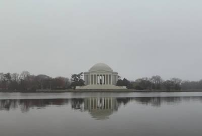 Jefferson Memorial - Washington Dc - 01136 Poster