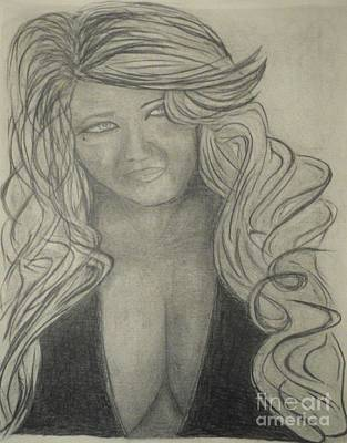 Jenni Rivera Poster by James Eye