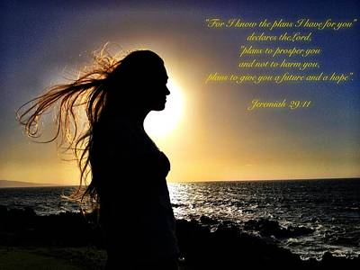 Jeremiah 29 11 Poster