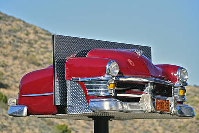 Jerome Arizona Poster by Steven Lapkin