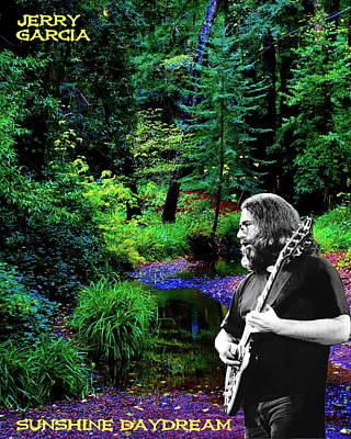 Jerry's Sunshine Daydream Poster