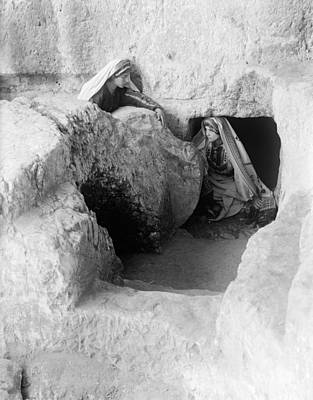 Jerusalem Tomb Of Kings Poster