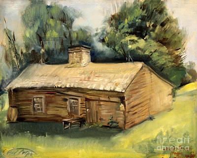 Jesse James Home 1940 Poster