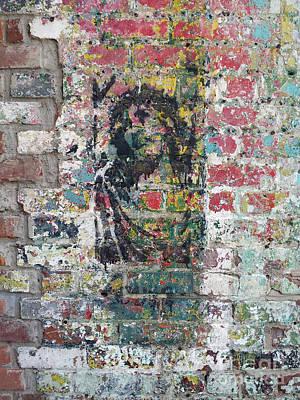 Jesus At Noda Poster