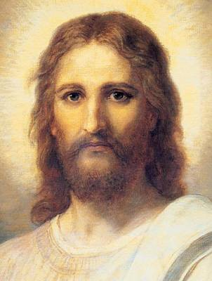 Jesus Christ Poster by Carl Bloch