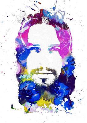 Jesus Christ Poster by Doc Braham