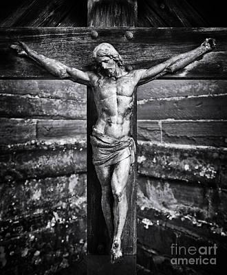 Jesus Christ  Poster by Tim Gainey