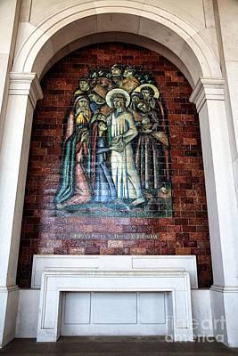 Jesus Consola As Filhas De Jerusalem Poster