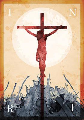 Jesus Our Savior Poster